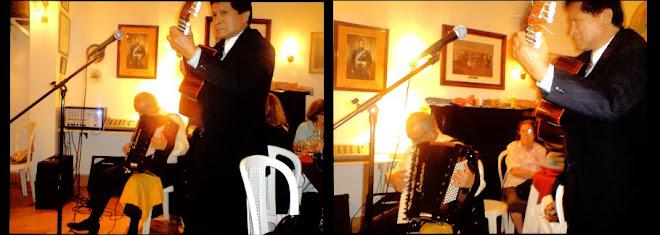 Dardo Noguera y Tito Iñiguez