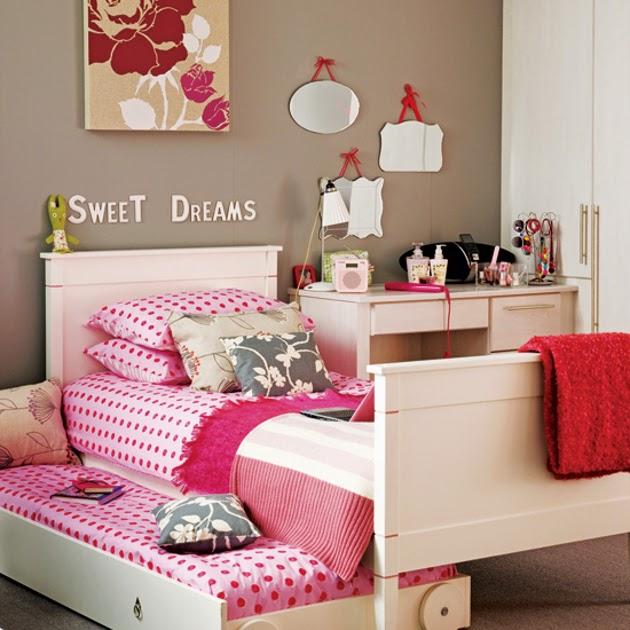 Inspiração Como decorar quarto pequeno!!!!!