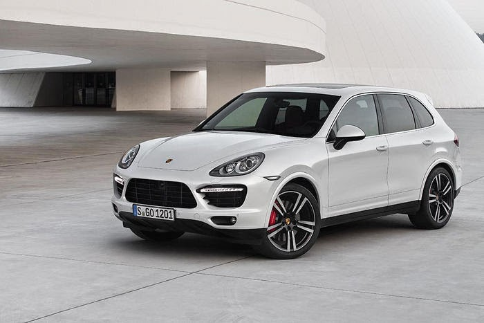 Todoterreno Porsche Macan