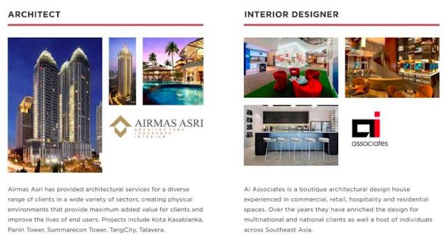 Arsitek & Interior Design Consultant Southeast Capital Jakarta