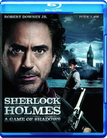 Sherlock Holmes A Game of Shadows 2011 Hindi Dual Audio BRRip 480p 350MB