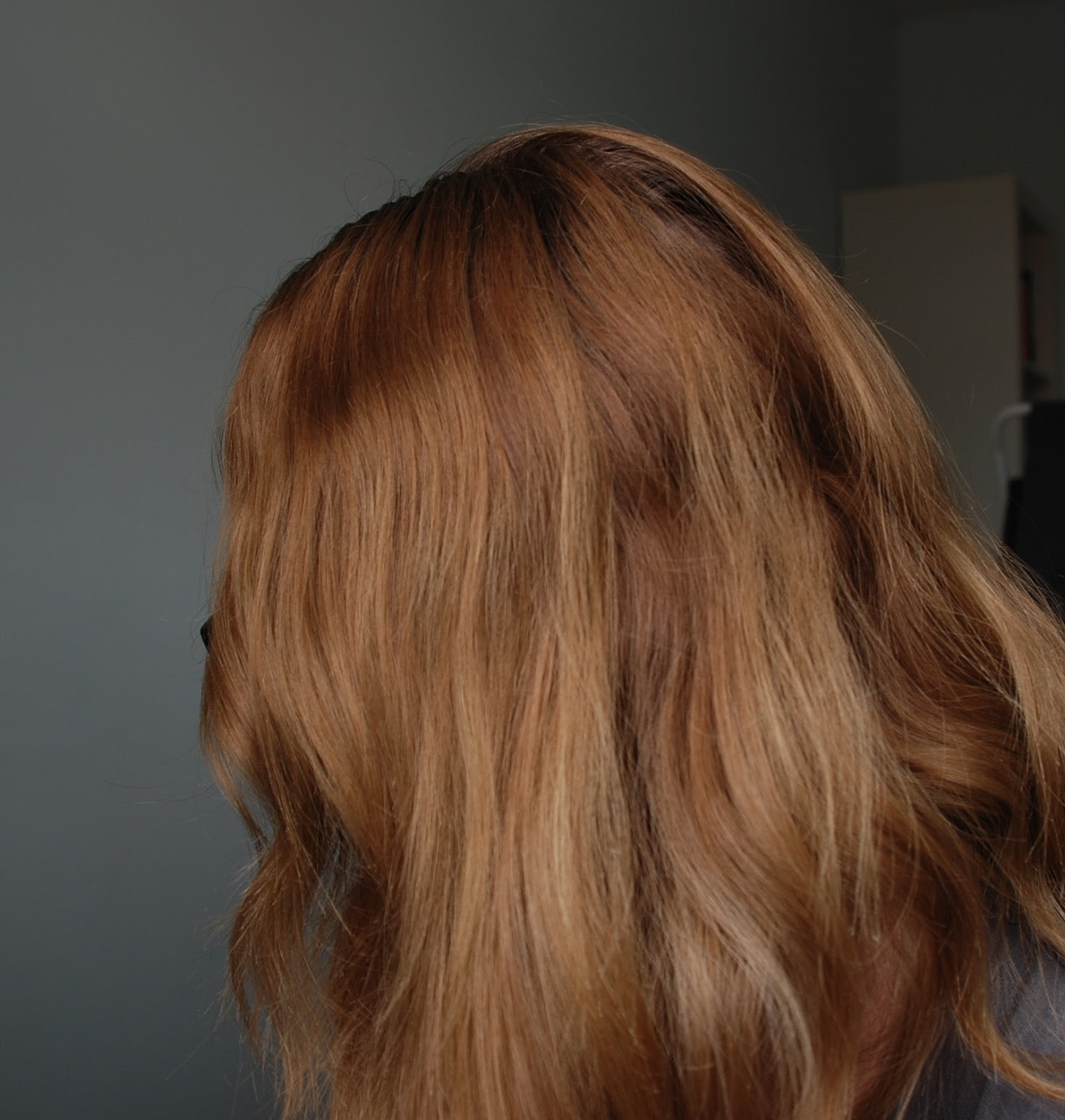 Garnier Olia Light Natural Auburn Review Rachael Edwards