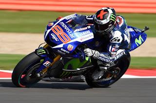 MotoGP Inggris 2015: Marquez & Lorenzo Tercepat di Latihan Bebas
