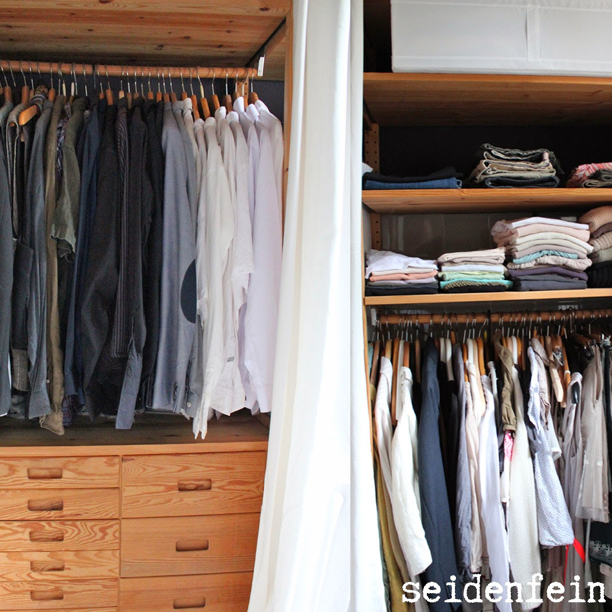 seidenfeins dekoblog ivar kleiderschrank ikea. Black Bedroom Furniture Sets. Home Design Ideas