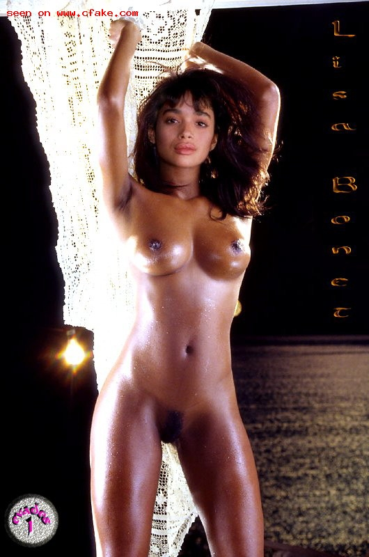 from Alden lisa bonet nude playboy