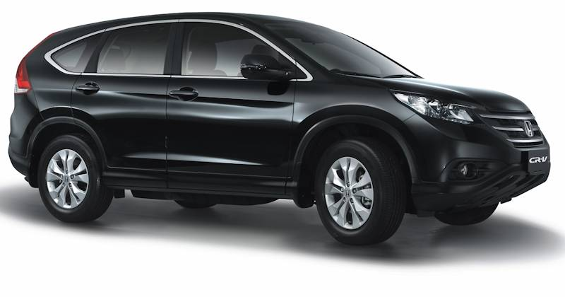 MIAS 2013: Honda Turns CR-V into 7-Seater (Once Again ...