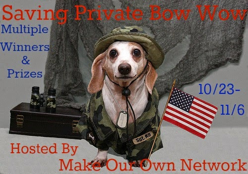 Saving Private Bow Wow Blogger Opp. Sign ups close 10/20.
