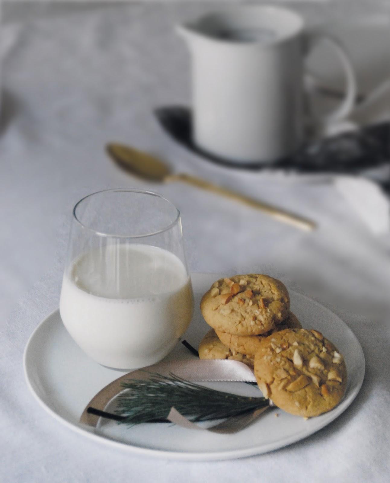 Salty Peanut Butter Cookies, Neue Küchenlampen Und