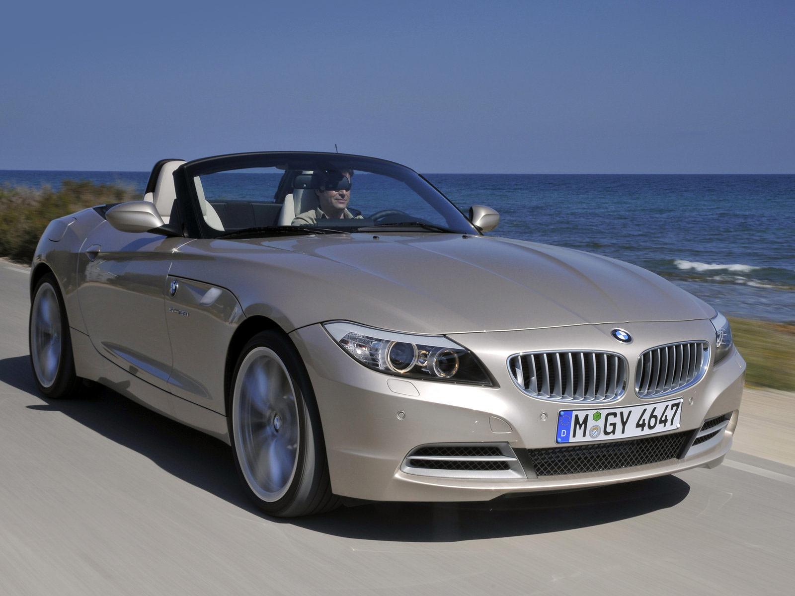 2010 Bmw Z4 Auto Insurance Information