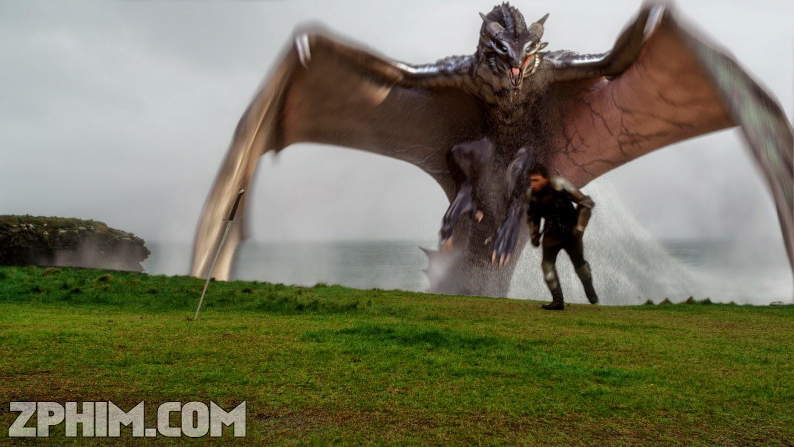 Ảnh trong phim Chiến Binh Săn Rồng - Dawn Of The Dragonslayer 4