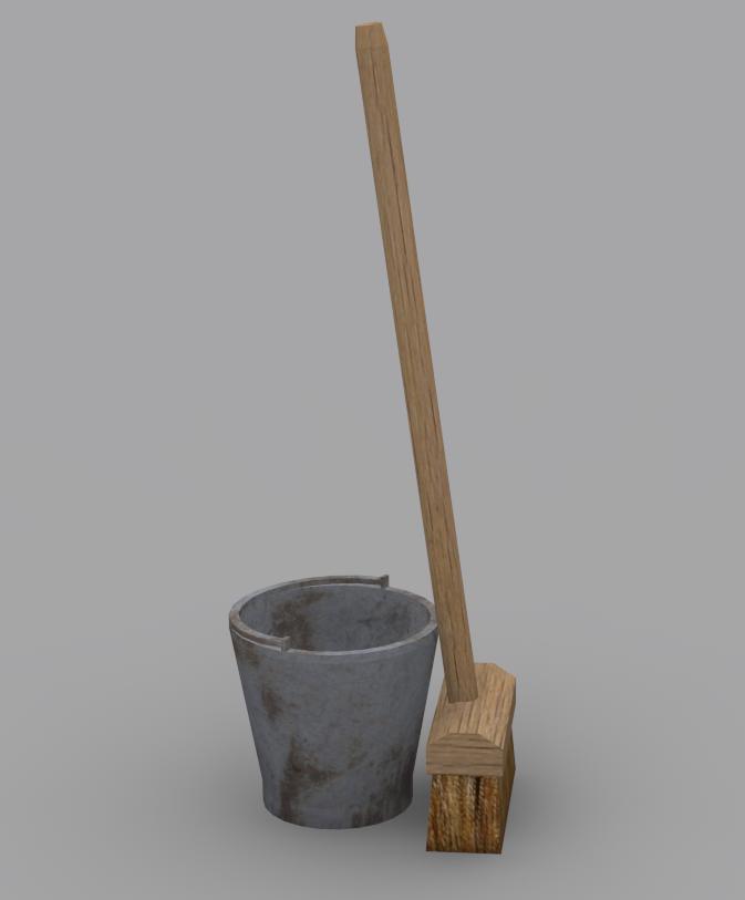 Broom The Antisocial Gamer