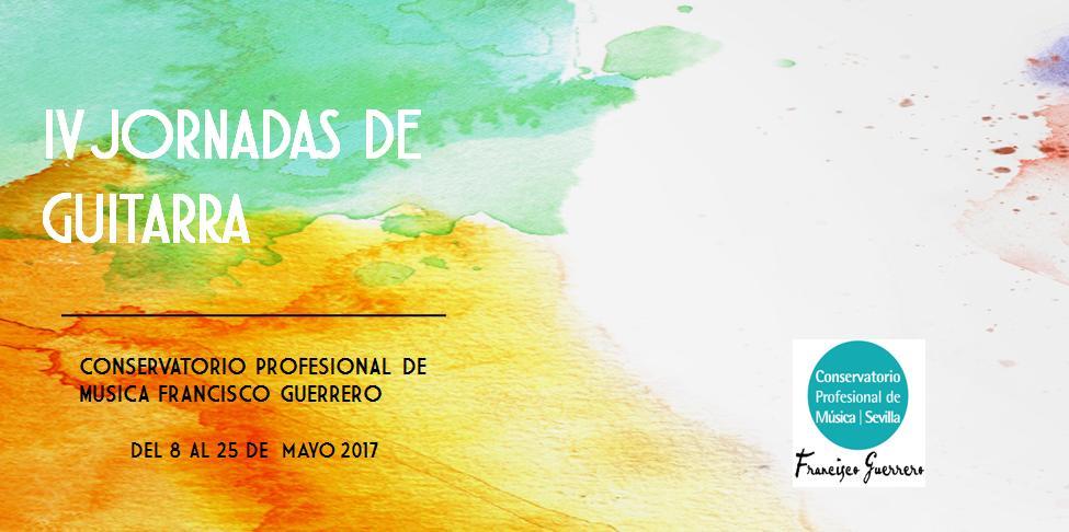 IV JORNADAS DE GUITARRA