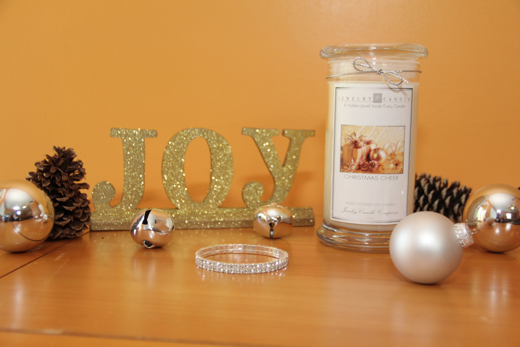 heaven sent six cheer jewelry candle giveaway