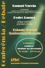 Em Coimbra .................... 30 de Maio