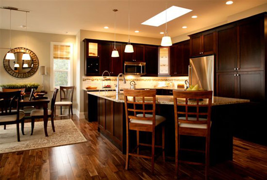 Dise adora de interiores decoraci n con feng shui for Windowless kitchen ideas