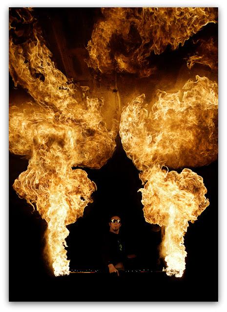 Игры с огнем: повелитель огня