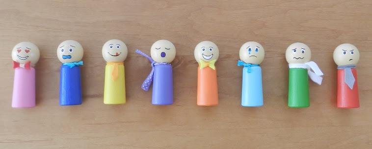 Marionnettes à doigts