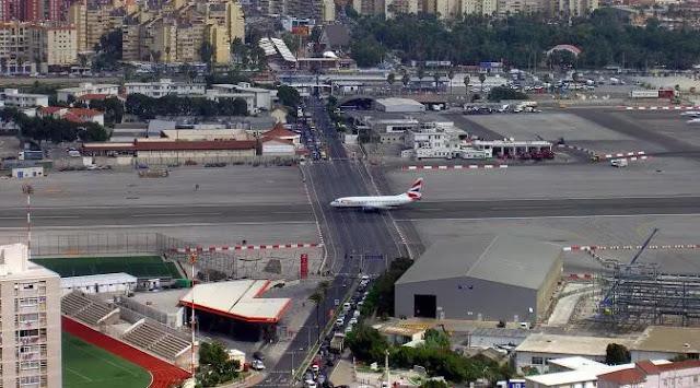 Bandara Gribraltal