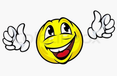 sjove smileys der bevæger sig