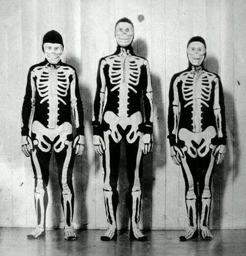 Oh, by the way...: Vintage Halloween Costumes