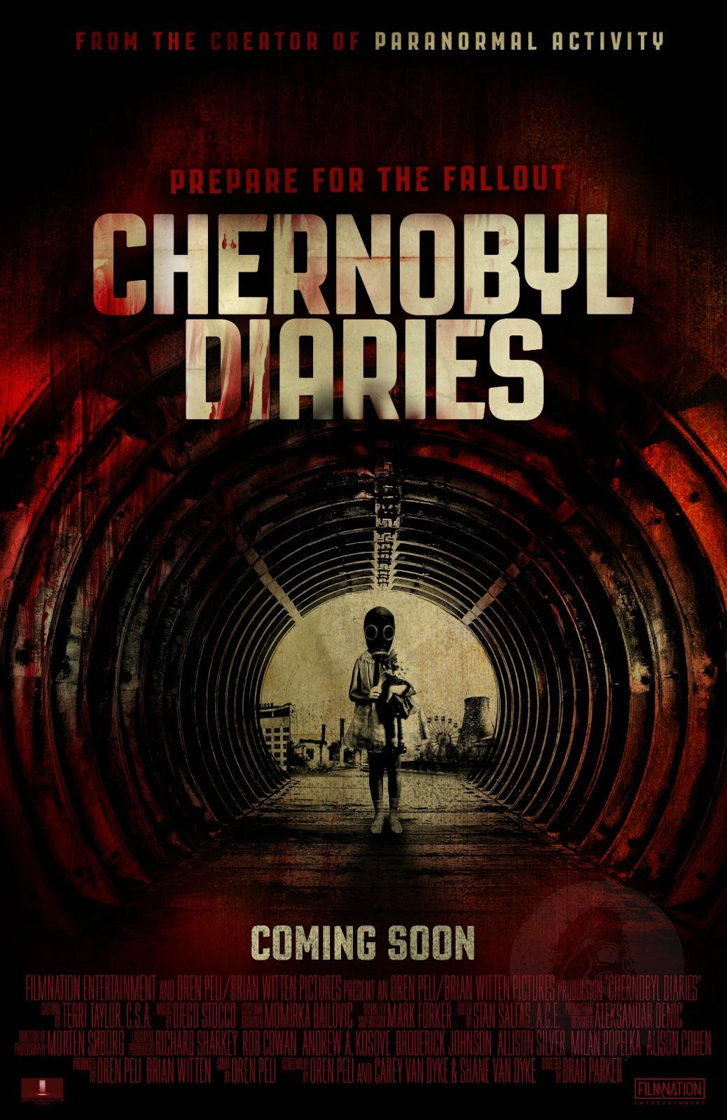 Chernobyl – Sinta a Radiação Dublado