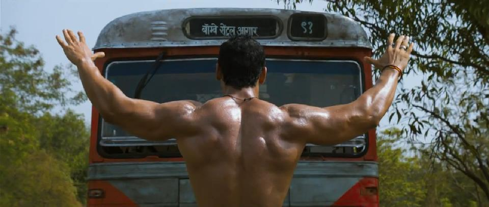 John Abaraham as Manya Surve in Shootout at Wadala  Pictures John Abraham Body Building In Shootout At Wadala