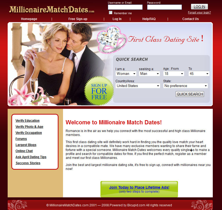 Dating websites for 40 year olds