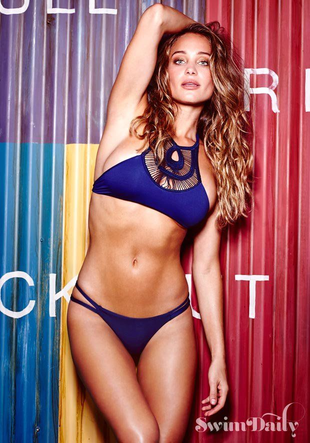Hannah Davis in SI Summer of Swim – July 2015
