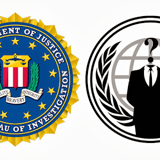 FBI against Anonymous