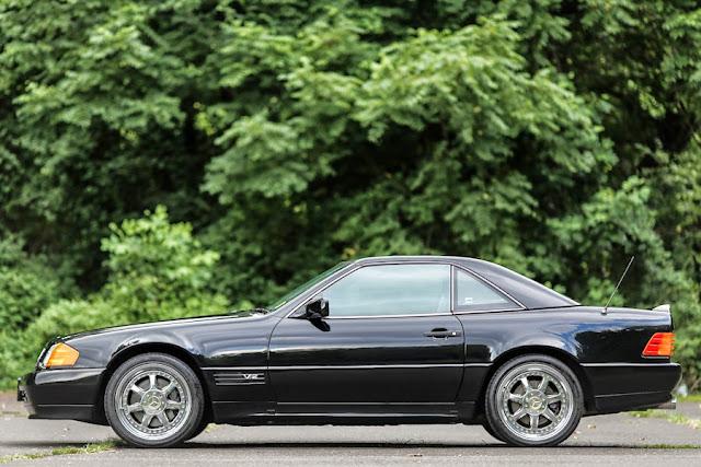 1994 mercedes r129