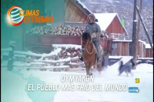 Climas extremos. Oymkayon. El pueblo más frío de mundo [Documental | AVI | Español | 634.29 MB]