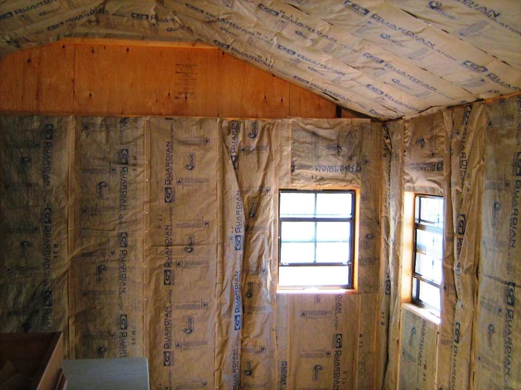 kindred style the art shed part 1. Black Bedroom Furniture Sets. Home Design Ideas