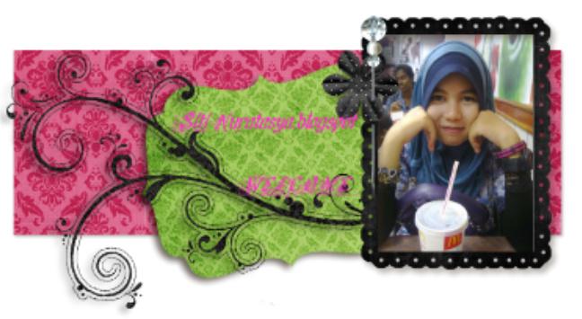 Siti Nuratasya Blogspot