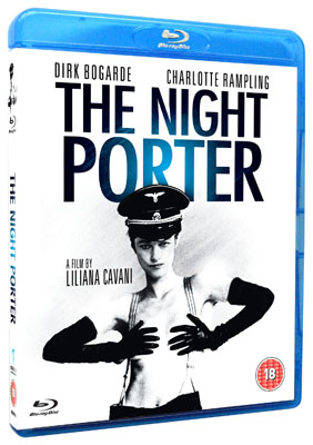 The Night Porter Blu-ray