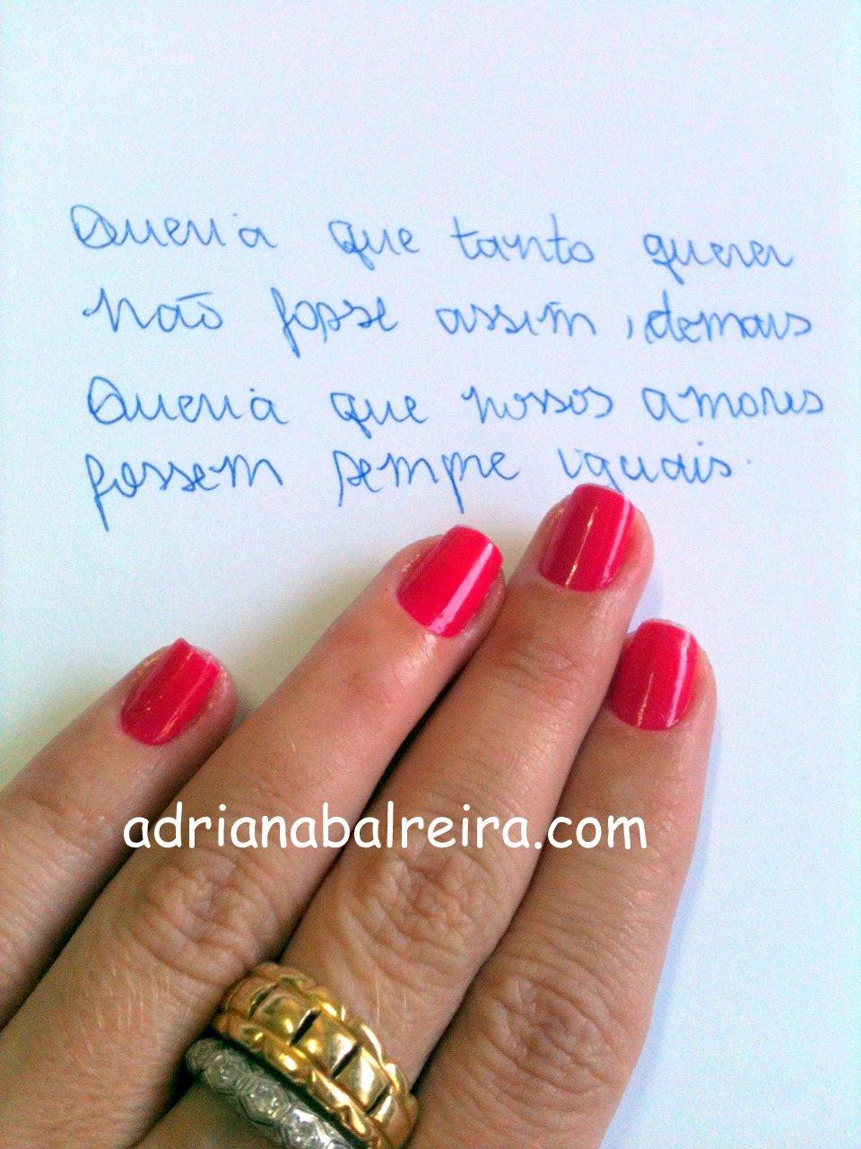 Blogagem Coletiva Frases Adriana Balreira