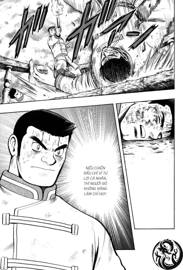 Hoàng Phi Hồng Phần 2 chap 10 – Kết thúc Trang 12 - Mangak.info