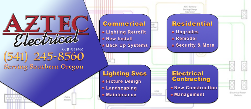 Aztec Electrical Services In Southern Oregon