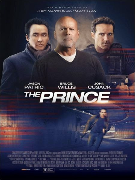 The Prince   HDRip AVI + RMVB Legendado