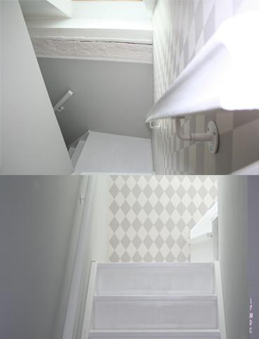 travaux cage escalier 079 YouTube - Papier Peint Pour Cage Escalier