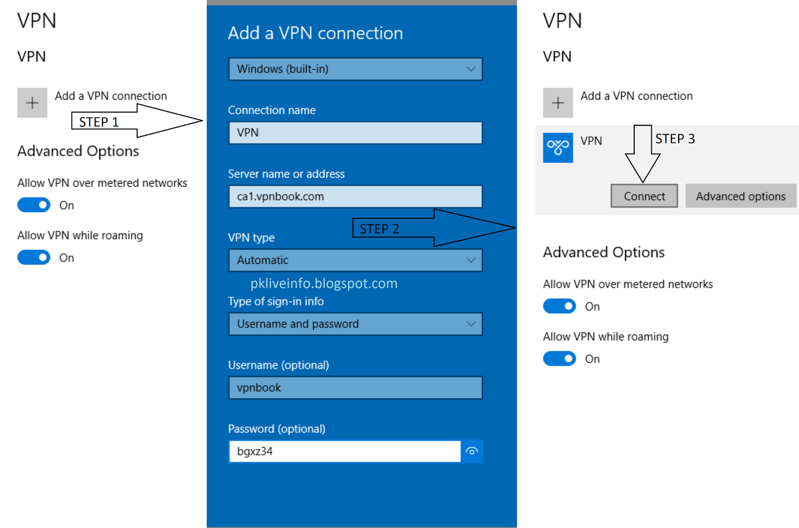 How to unblock vpn on computer