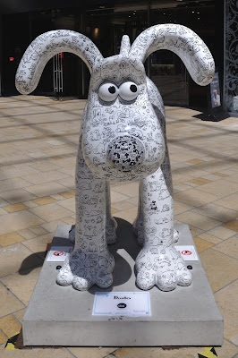 Doodles Gromit (front view)
