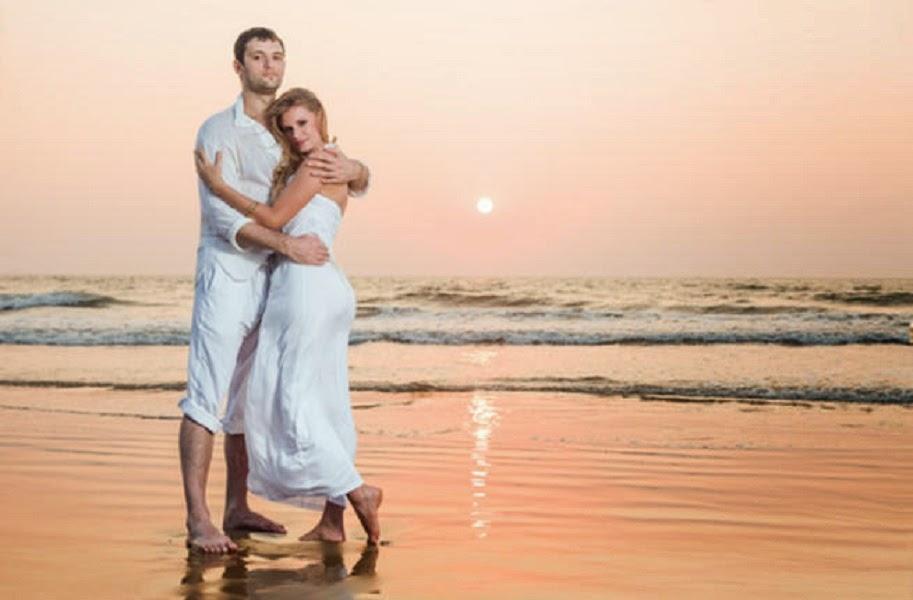 أجمل 5 وجهات رومانسية لشهر عسل لا ينسى