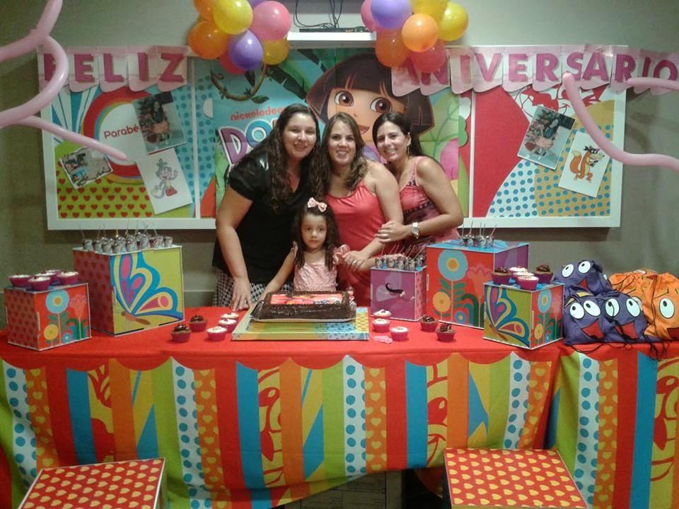 Raquel Mendes - Sacolinhas Dora Aventureira