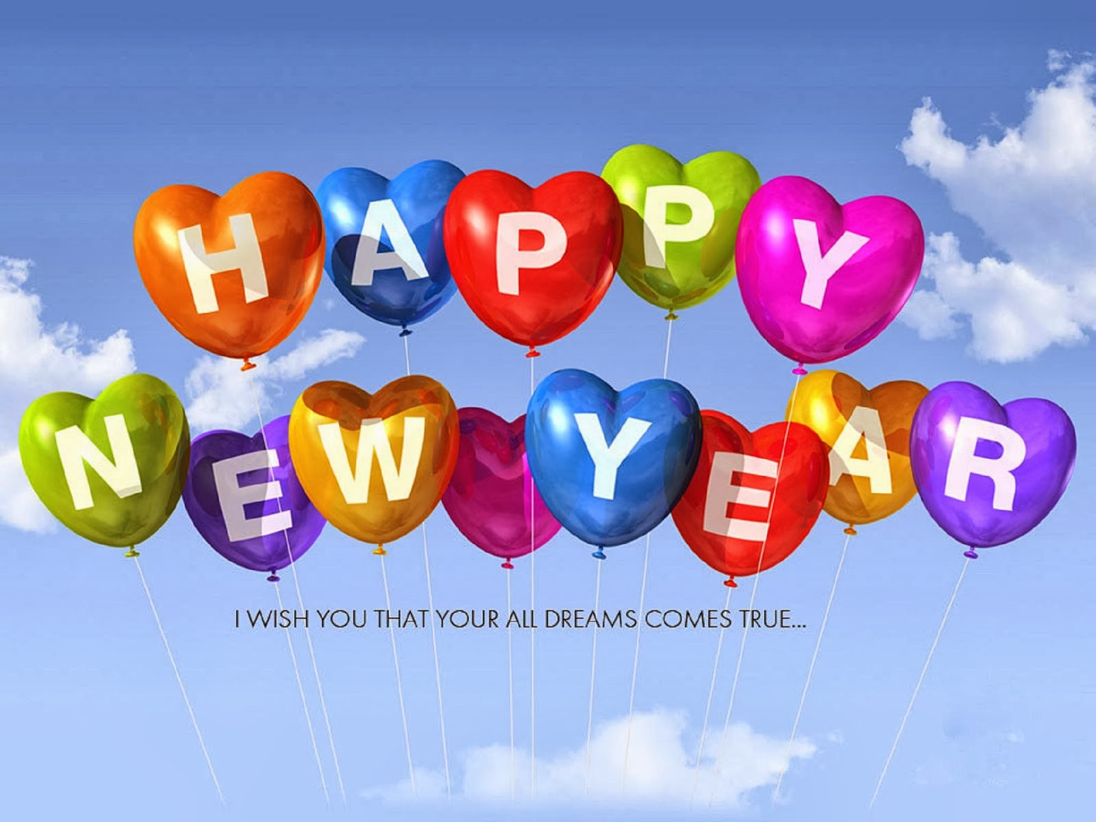 dreams comes true new year 2015