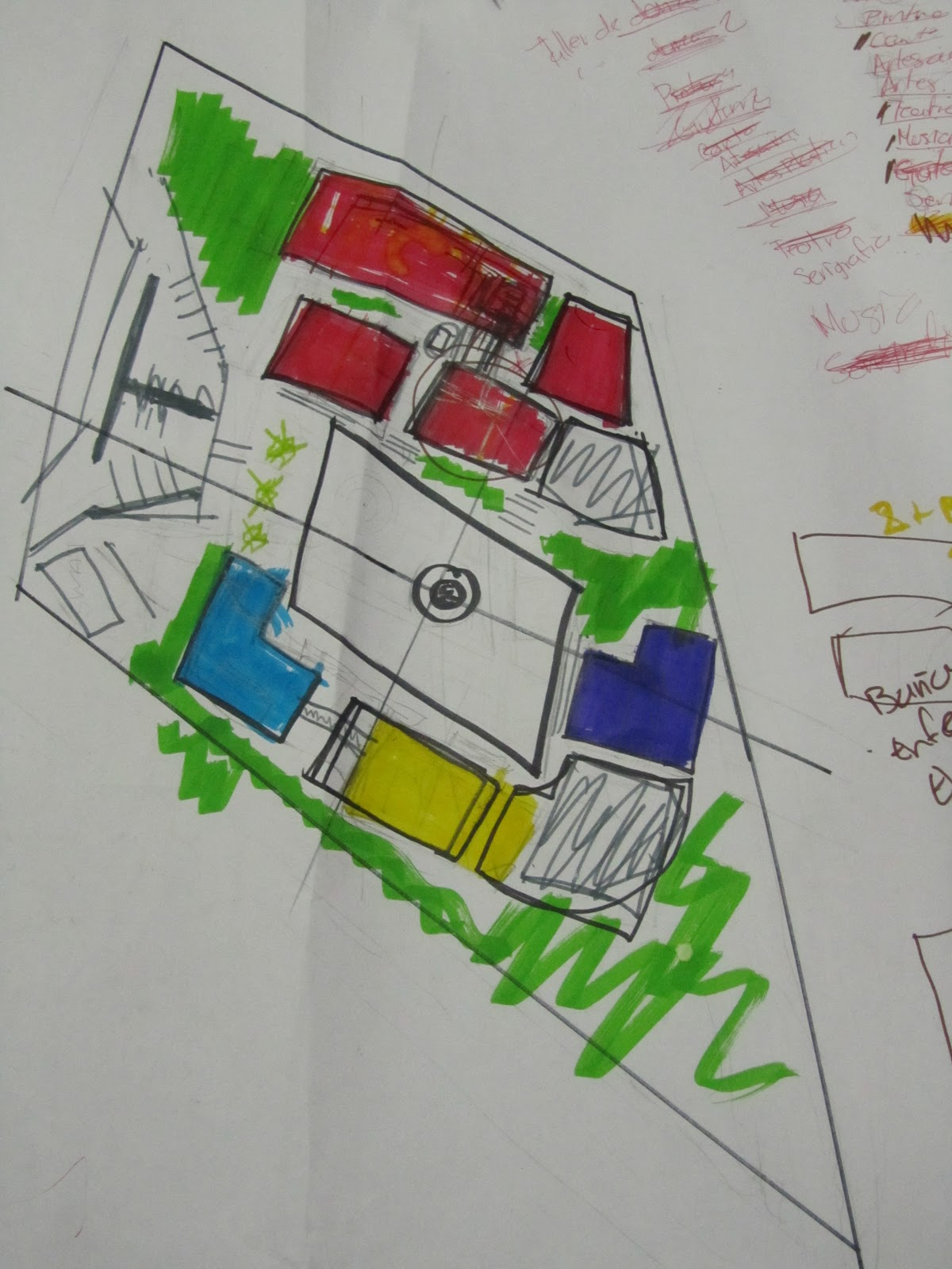 Proceso de dise o arquitect nico de un centro cultural for Que es diseno en arquitectura