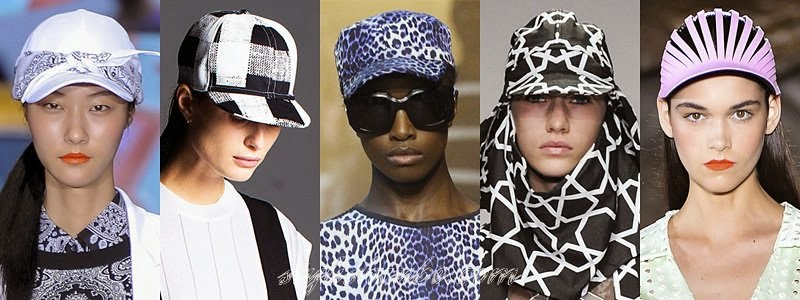 Summer 2014 Women's Hats Fashion Trends