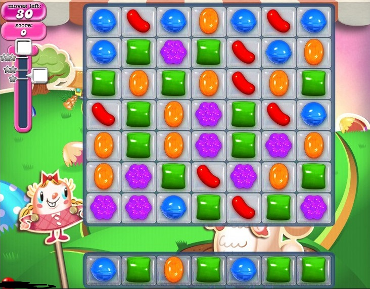 game candy crush jelly saga free