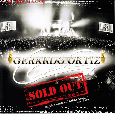 Descargar Disco Gerardo Ortiz - Sold Out- En Vivo Desde El Nokia L.A Live Deluxe Version 2013