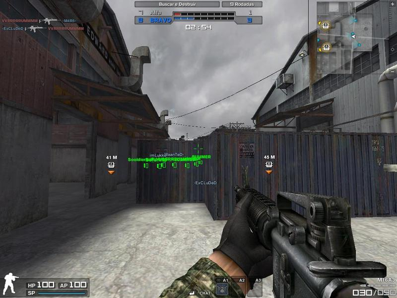 Combat Arms Hile Unknown Wallhack Aimpot v1.0 indir – Download