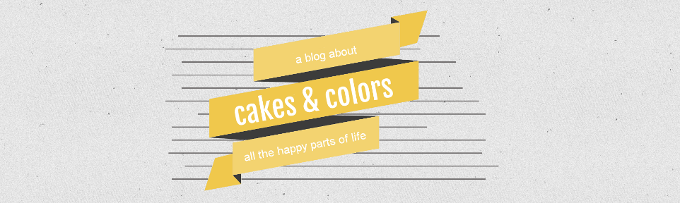 *cakes & colors